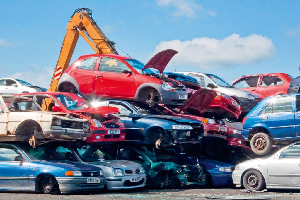 despiece de coches en cáceres