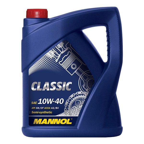 Lubricantes MANNOL 10W-40 CLASSIC
