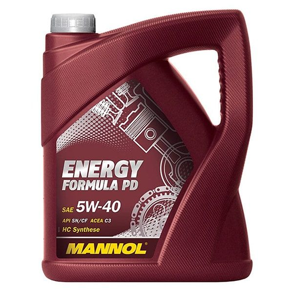 Lubricantes MANNOL ENERGY FORMULA PD 5W-40